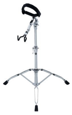 Professional Djembe Stand - Chrome