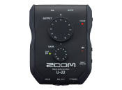 Zoom - U-22 USB Mobile Audio Interface