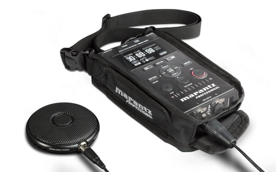marantz pmd 661 mkiii professional portable audio recorder w encryption long mcquade musical. Black Bedroom Furniture Sets. Home Design Ideas