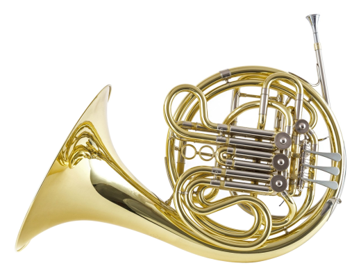 Double French Horn - Kruspe Wrap - Lacquered Finish