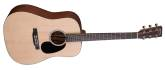 Martin Guitars - DR S2 Road Series Spruce/Sapele Acoustic/Electric Guitar w/Case
