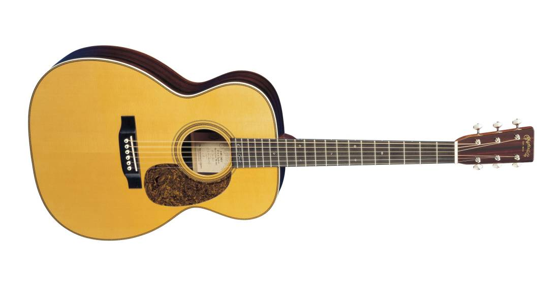 martin guitars eric clapton spruce rosewood acoustic guitar w case long mcquade musical. Black Bedroom Furniture Sets. Home Design Ideas