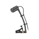 Audio-Technica - ATM350U Cardioid Condenser Instrument Microphone w/ Universal Clip-on Mounting System and 5 Gooseneck