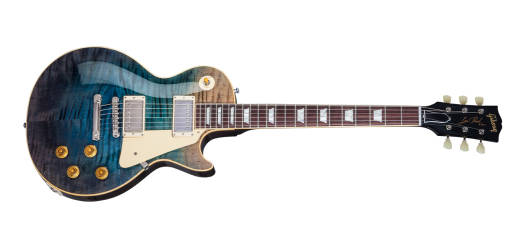 2017 Les Paul Standard Rock Top Ltd - Trans Geode