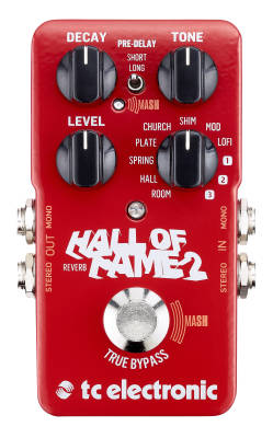 Hall Of Fame Reverb 2.0