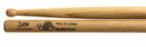 Los Cabos Drumsticks - 3A Red Hickory Drumsticks