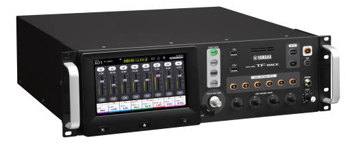TF-Rack 40-input Rack Mount Digital Mixer with NY64-D