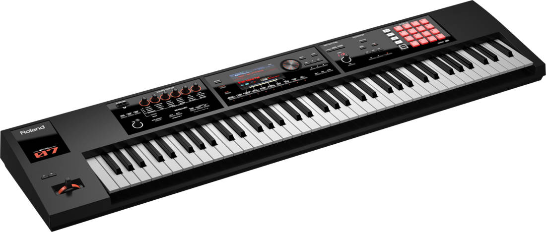 FA-07 76-Note Music Workstation Keyboard