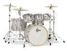 Gretsch Drums - Catalina Maple 7-Piece Shell Pack - Silver Sparkle