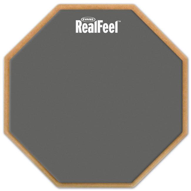 Evans RealFeel 12'' Practice Pad - Long
