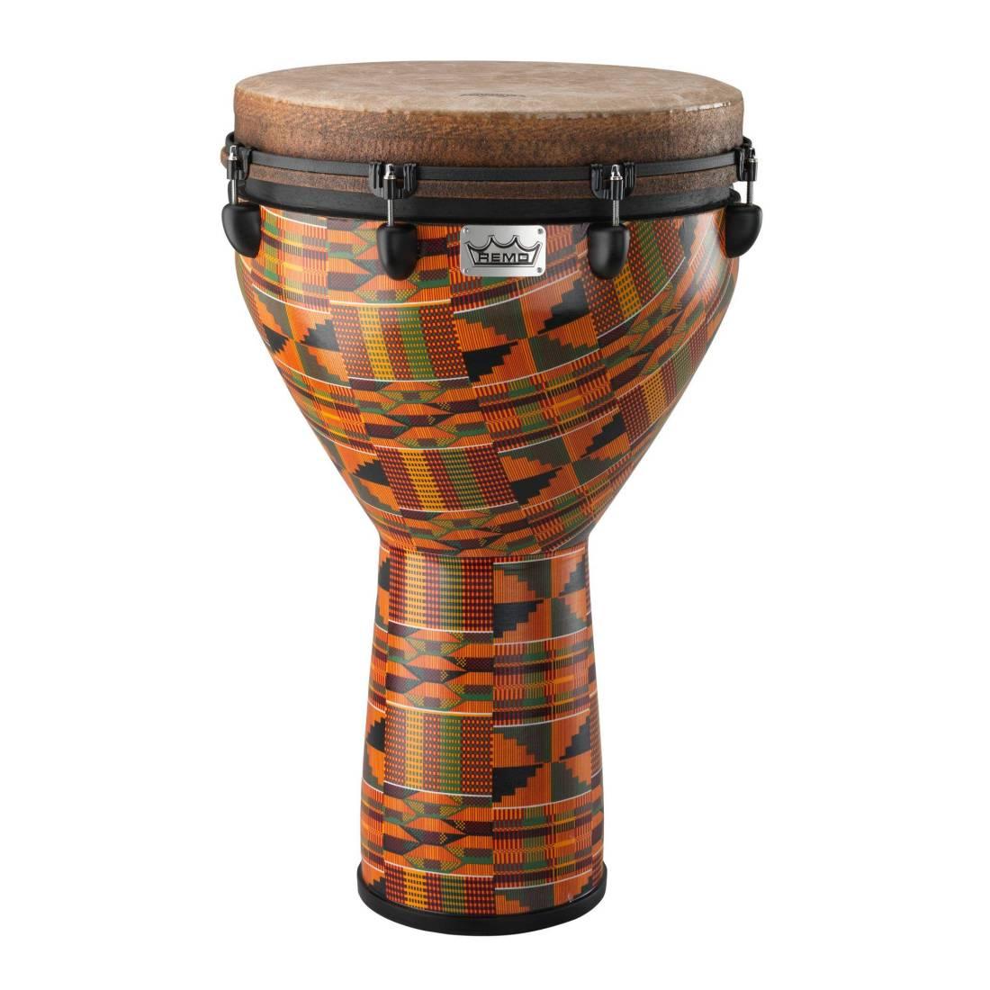 remo festival djembe drum island 12 39 39 long mcquade musical instruments. Black Bedroom Furniture Sets. Home Design Ideas