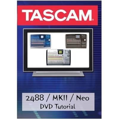Tascam 2488neo multitrack