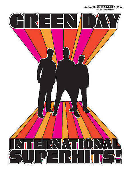 warner brothers green day international superhits guitar tab long mcquade musical instruments. Black Bedroom Furniture Sets. Home Design Ideas