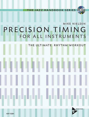 Precision Timing for All Instruments - Nielsen - Book/CD