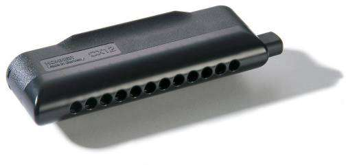 CX-12 Chromatic Harmonica - Key of Bb