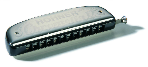 Chrometta 12 Harmonica - Key of C
