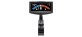 Korg - PitchCrow-G Clip-on Tuner - Black
