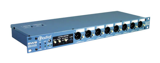 SW8 8 Channel Auto Switcher