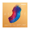 DAddario Orchestral - Ascente Violin String Set, 3/4 Scale, Medium Tension