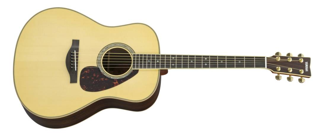 Yamaha Ll16 Are Dreadnought Spruce Top Dreadnaught Acoustic Electric Natural Long Mcquade Music Educator Site