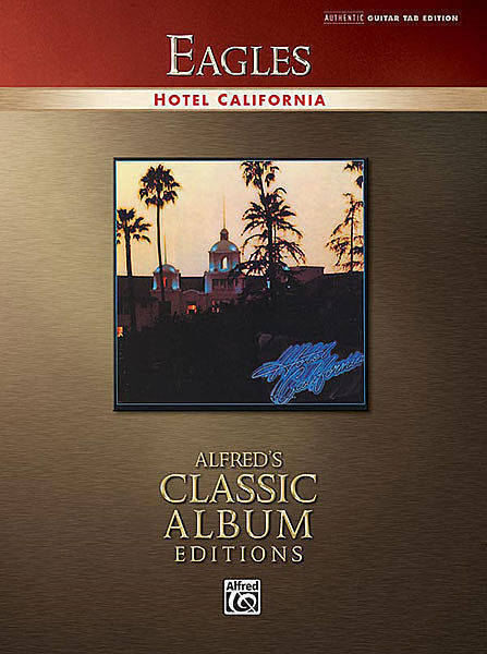 Hotel California Tab Easy Version