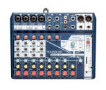 Soundcraft - Notepad-12FX Small-Format Analog Mixer with USB I/O and Lexicon Effects