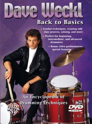 Dave Weckl - Back to Basics - DVD