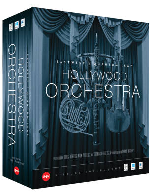 Hollywood Orchestra Gold - Download