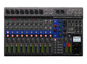 Zoom - LiveTrak L-12 12-Channel Digital Mixer / Recorder w/FX - USB