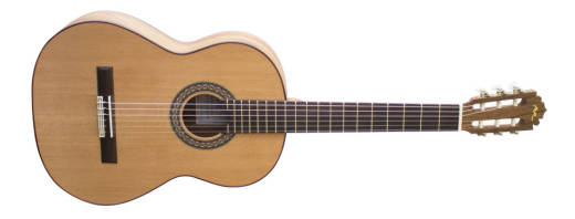 Caballero 12 V2 Cedar/Pau do ferro Classical Guitar - Natural Finish