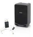 Samson - Portable PA with Headset USB Digital Wireless System & Bluetooth