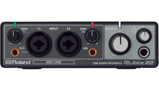 Rubix22 - 24/192 2x2 USB Audio Interface