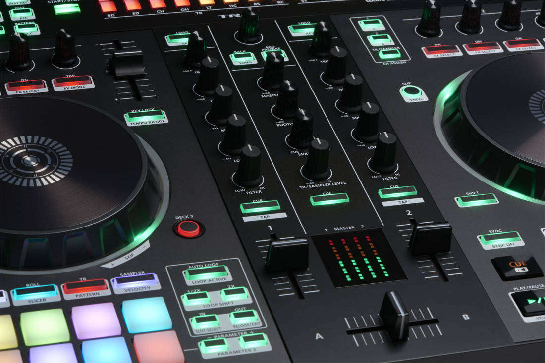 DJ-505 2-Channel Serato DJ Controller