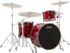 Ludwig Drums - Keystone X Pro Beat Shell Pack 24/13/16 - Red Swirl