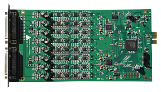 AKD8DP Mic/Line Input Option Card - DXD/DSD Capable