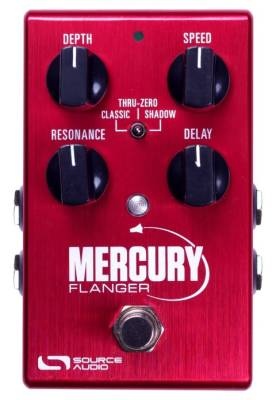 One Series Mercury Flanger