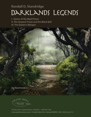 Darklands Legends - Standridge - Concert Band - Gr. 2