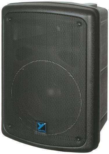 Yorkville Sound - CX Series Compact Passive Speaker - 8 inch Woofer - 100  Watts