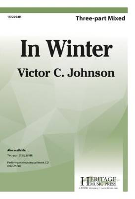 In Winter - Johnson - 3pt Mixed