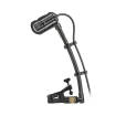 Audio-Technica - ATM350UCW Cardioid Condenser Clip-on Instrument Microphone w/ Universal Mounting System