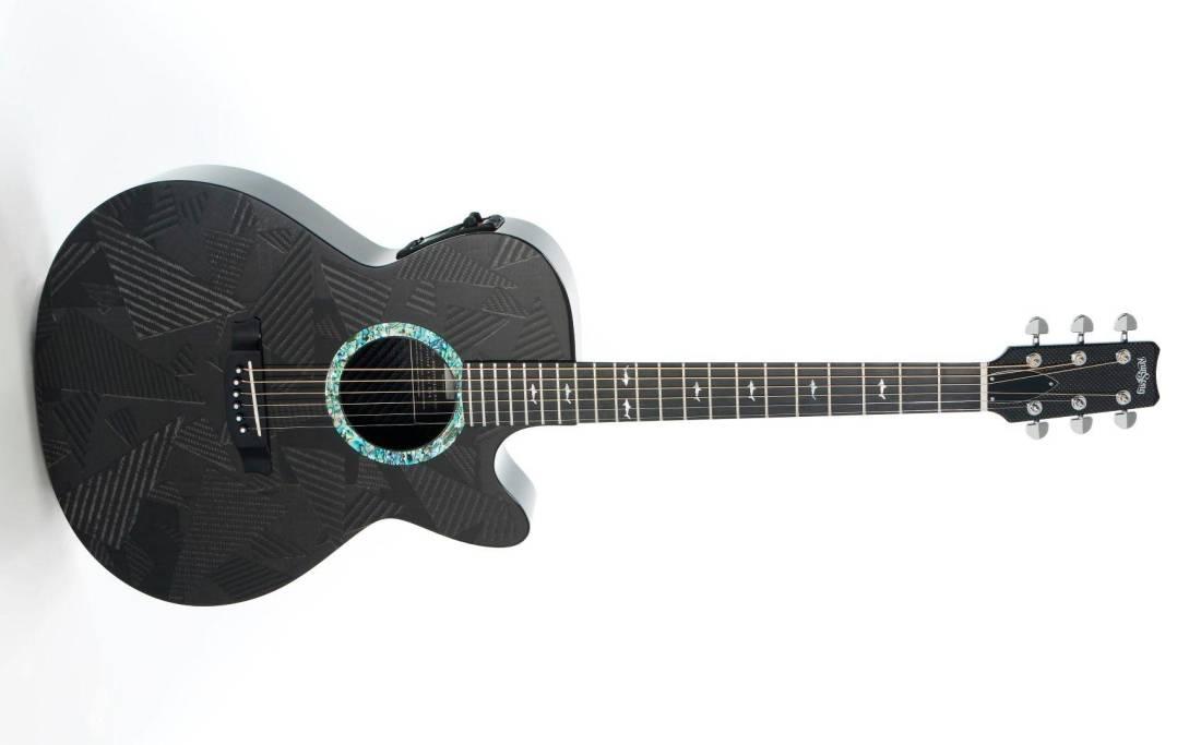 Rainsong Guitar Accessories : rainsong black ice series ws body acoustic guitar w electronics long mcquade musical instruments ~ Russianpoet.info Haus und Dekorationen