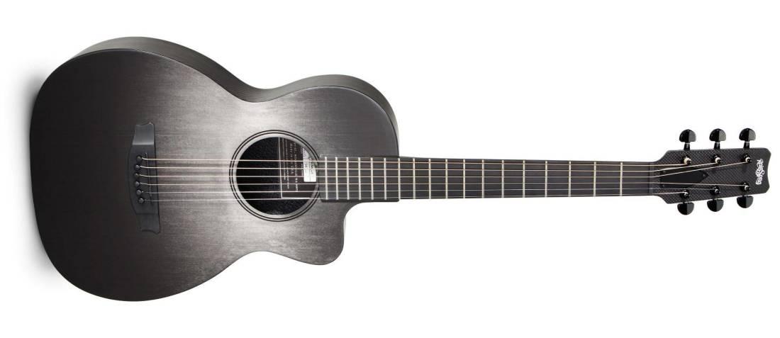 Concert Hybrid Parlor Acoustic Guitar