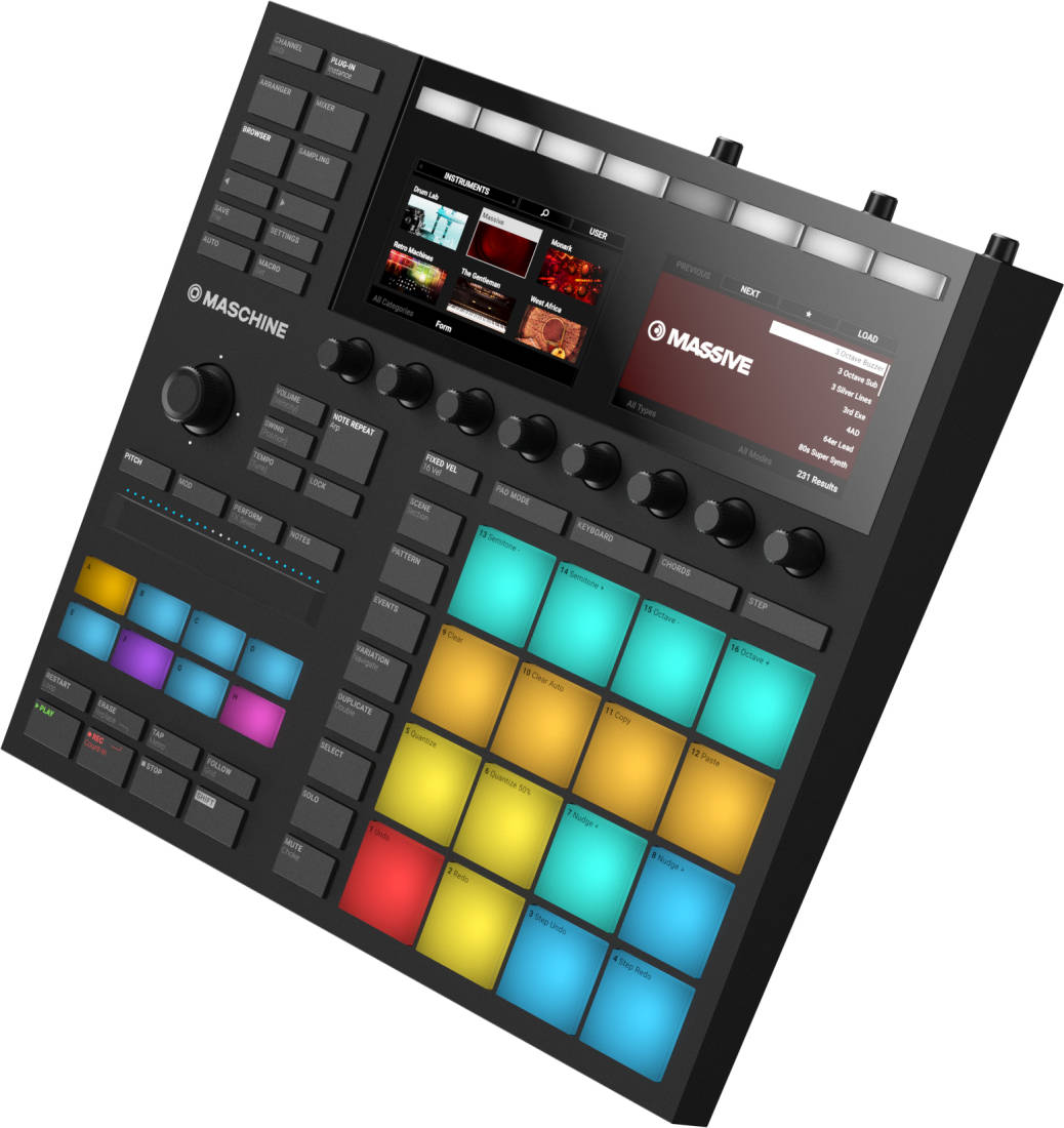 Maschine MK3 Music Production System