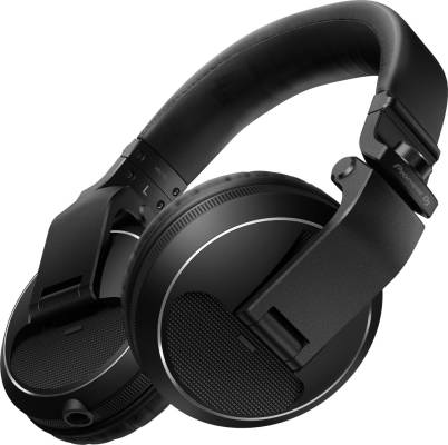 Pioneer DJ HDJ-X5 Over-ear DJ Headphones - Black