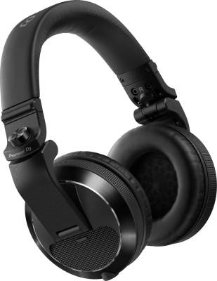 Pioneer DJ HDJ-X7 Professional Over-ear DJ Headphones -  Black