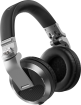 Pioneer - Pioneer DJ HDJ-X7 Professional Over-ear DJ Headphones -  Silver