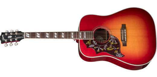 2018 Hummingbird, Left-Handed - Heritage Cherry