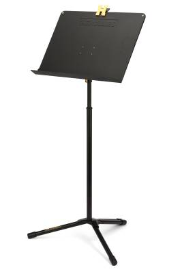 Symphony Music Stand with EZ Grip - Black