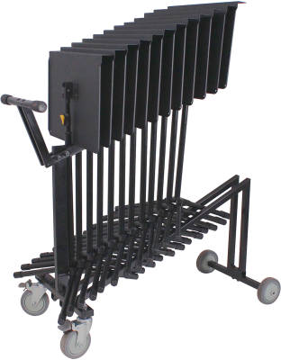 Music Stand Cart for 12x BS200B Symphony Stands