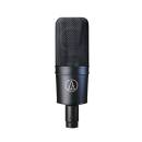 Audio-Technica - AT4033a Side-Address Studio Microphone with Shockmount